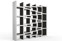Bookcases <3 Kirjat hyllyyn / by Kuulu
