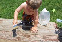 Toddler Activities / by Kelly Gardner