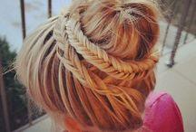 Hair!!! / by Rebecca Auzenne