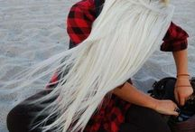 Cute hairstyles / by Kaylee Wells