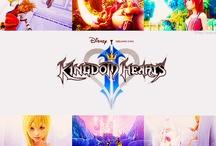 Kingdom Hearts / by Austin Carlile