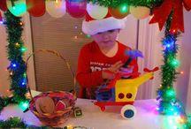 Santa's Workshop  Preschool / by Sherry Hartford Whissen