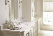 bathroom re-doooo / by Bonnie Yeakle