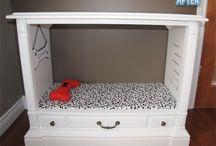 rad furniture redos / by Katie Fritzsche