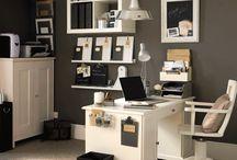 Office Space / by BellaArtista