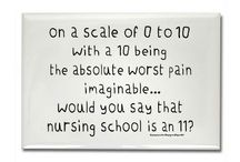 Nurse-yness / Quotes, pictures, cakes and books that have to doing with Nurses.   / by Connie Havens