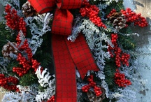Holiday decoration / by Kathy Trumble Davis
