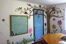 Sunday school rooms / by Suzanne Miller