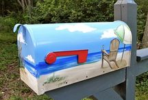 Mailbox / by Kerry White
