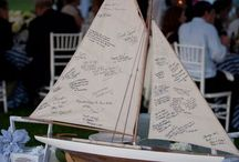 unique guestbook ideas / by St. Augustine Weddings & Special Events