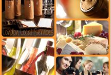 Ideas on hosting a wine tasting party / by Claudia Palacio