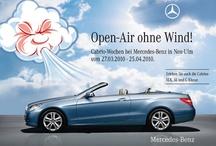 Mercedes-Benz / by Kainz Werbeagentur