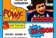 Superhero / by Veronica InvitingPrintables