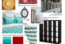 Bedroom Ideas / by Keri Kae Nacin