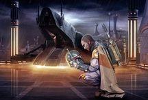 Star Wars  / by Spencer McGruder