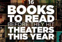 Books / by Sarah Beitler