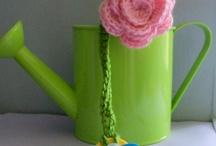 Crochet Pacifer  / by Gaby OV