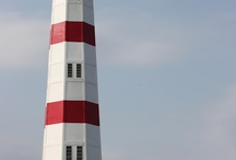 LIGHTHOUSES / by Wendy Jantz