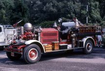 vehicle fire and rescue / by tim heft