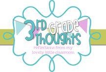 3rd Grade Blogs / by Sar ah