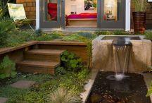 Deck Ideas / by Cheryl Carroll