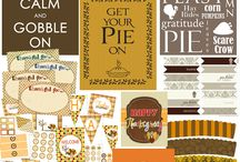 Thanksgiving / by Shea McGee Design