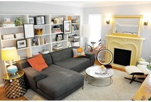 Living Room / by Laura Tepper