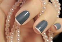 Get Nailed  / Creative trendy nails  / by Fariema N