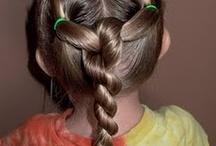 Kids Hair ideas / by Nicole Wason