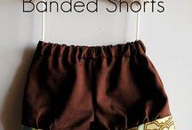 summer shorts / by Denise Emma