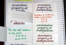Math properties / by Christy Davis