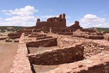 National Historic Landmarks in New Mexico / The State of New Mexico has 46 registered National Historic Landmarks. Leave us a comment to tell us which sites you want visit.  / by Heritage Hotels & Resorts