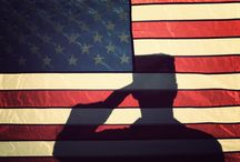 Proud to be an American! / by Melody Shaw