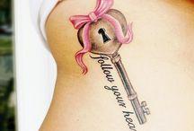 Tattoos & Piercings  / by Amber Green