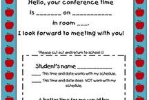 Parent communication / by Lori Rich