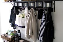 Mud Room/Laundry Room / by Rebecca Flanagan