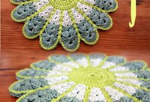 Crochet - Home Accessories / by Jackie Larsen