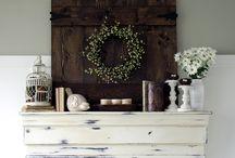 decorating / by LeAnne Ballard