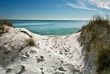 Beach Life! / Life's A Beach... / by Carrie Merrick