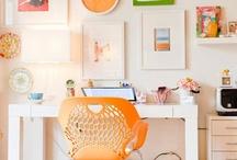 desk / by Feruza Kaharova