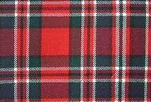 Checkered, Gingham, Madras, Plaid, Tartan / by Marcia Bylina