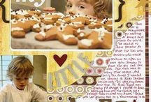 Scrapbook- Recipes / by Colleen Carrillo