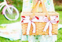 manger dehors / Petit déj', goûter, BBQ, plancha, pique-nique sur la plage ou sur l'herbe fraîche...  / by Céline Royannaise