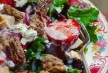 Eat More Salads / by Wanda Chadwick Furlong