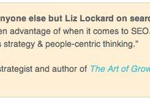 Testimonials for Liz Lockard / Testimonials for Liz Lockard Marketing Consulting / by Liz Lockard Marketing Consulting