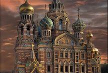 Russia - USSR / by Gordon Chandler