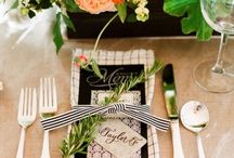 TABLE / by JET SET WED