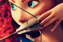 Brave / Disney's Brave! My favorite movie! (2012) / by Claire Bowers
