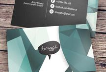 Business cards / by Steffen Muldbjerg