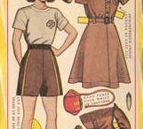 Girl Scouts / by Tina Hahn